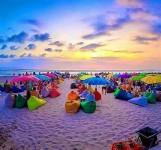 keindahan Pantai Seminyak dengan Banyak Spot Wisatanya yang Mempesona