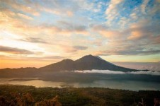 The Charm of Mount Batur Kintamani, its Natural Beauty Makes the Viewer Fall in Love