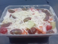 Delicious and Healthy Food Recipes, How to Make Cheese Yogurt Fruit Salad