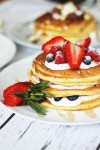 Resep Membuat Pancake Mudah dan Enak