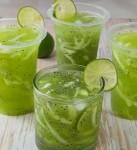 Recipe for making Balinese Kuwut Ice