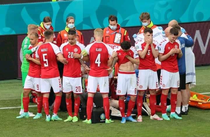 Kabar Mengejutkan dari Pertandingan Sepak Bola Antara Finlandia vs Denmark