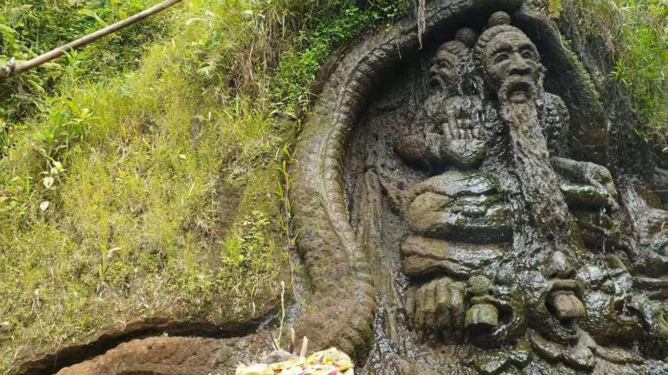 Air Terjun Taman Beji Griya, Objek Wisata Spiritual di Bali dan Tersembunyi