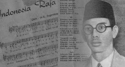 W.R. Supratman, Pahlawan Pencipta Lagu Indonesia Raya