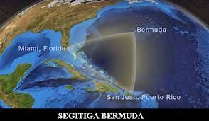 Banyak Misteri Segitiga Bermuda yang Belum Bisa Dipecahkan Sampai Saat Ini